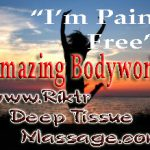 Bodywork, Deep Tissue, Therapeutic, Santa Barbara