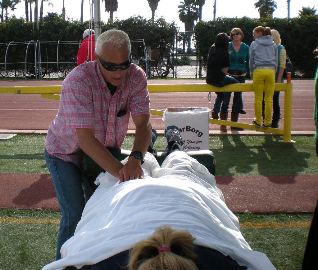 Best Massage in Santa Barbara, Goleta