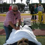 Sports Massage Charity and Community Events Riktr Pro Massage has been involved with !