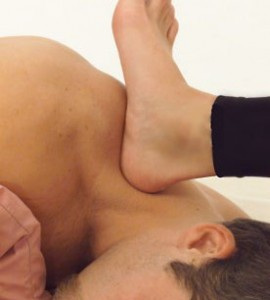 Deep Tissue massage - trigger point therapy, Santa Barbara, Ca