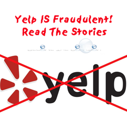 "YELP -"" Unscrupulous""! Read on!"