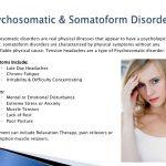 Massage for Psychosomatic Disorders, TMS in Santa Barbara, Goleta, Ca