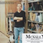 Check Out – Brian McNally, Master Glass Artist, Santa Barbara, Goleta, CA.
