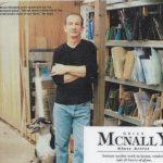 Check Out – Brian McNally, Master Glass Artist, Santa Barbara, Goleta, CA.