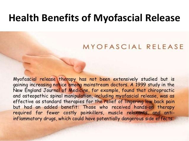 Myofascial Release in Santa Barbara, Goleta