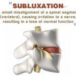 Massage for Subluxation